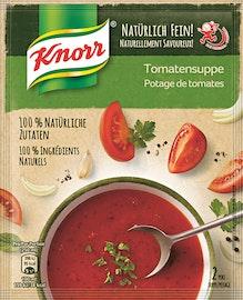Potage de tomates Knorr