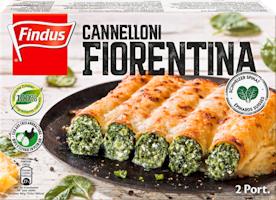Cannelloni Fiorentina Findus