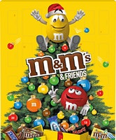 Calendario dell'Avvento M&M's & Friends