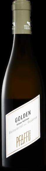 Grüner Veltliner Golden Weinviertel DAC Reserve Vorderseite
