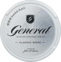 Snus Classic White General