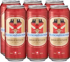 Bière Braufrisch Feldschlösschen