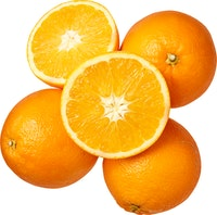 Oranges blondes