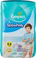 Couches-culottes pour le bain Splashers Pampers