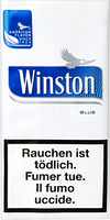Tabac à rouler Blue Winston