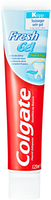 Dentifrice Fresh Gel Colgate