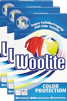 Woolite Einwegtücher Color Protection