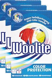Lingettes jetables Color Protection Woolite