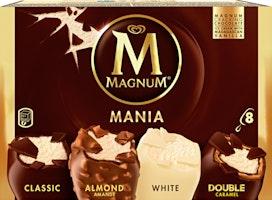 Glace Magnum Mania