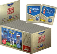 Panini 2018 FIFA World CupTM Official Sticker Collection