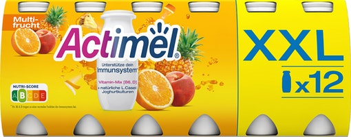 Yogurt probiotico da bere Actimel Danone