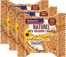 Crackers complets Naturel Roland