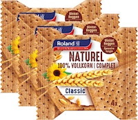 Roland Vollkorncracker Naturel