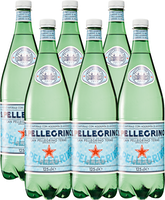 San Pellegrino Mineralwasser