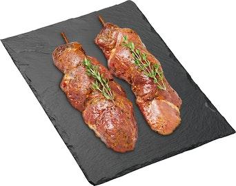 Brochette d'agneau BBQ Denner
