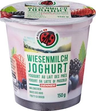 IP Suisse Wiesenmilch Joghurt