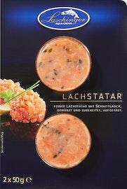 Tartare de saumon Laschinger
