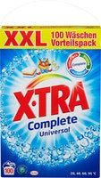 Detersivo in polvere Universal X-Tra Complete