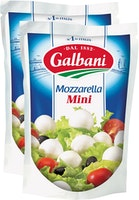 Mozzarella mini Galbani