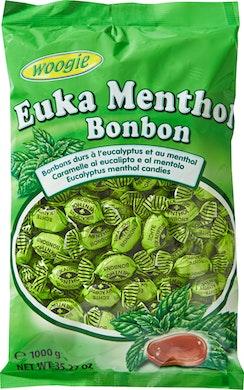 Bonbons Eucalyptus & Menthol Woogie