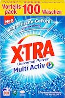 X-Tra Waschpulver Multi Activ Universal