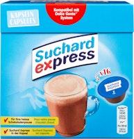 Capsules pour chocolat chaud Suchard Express