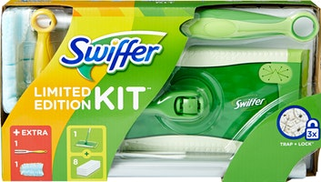 Kit de démarrage Swiffer Limited Edition