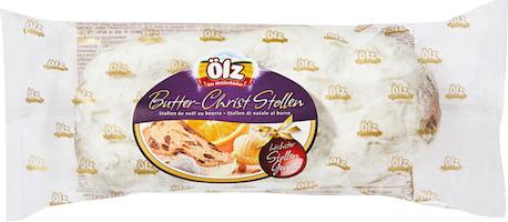 Ölz Butter-Christstollen