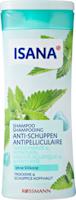 Shampoing antipelliculaire ISANA menthe aquatique & aventurine