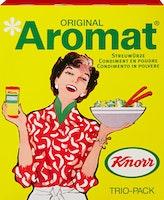 Aromat nostalgia Knorr