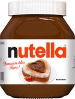 Nutella Brotaufstrich Limited Edition