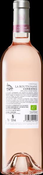 Château La Boutignane Rosé bio Corbières AOP  Zurück