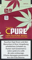 CPure 100% Greenhouse Cannabis