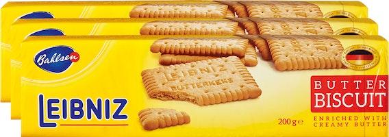 Biscuits au beurre Leibniz Bahlsen
