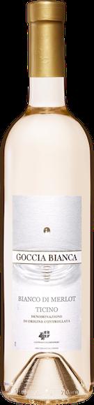 Goccia Bianca Bianco di Merlot del Ticino DOC Vorderseite