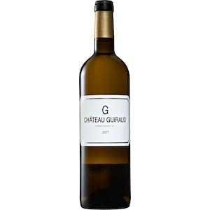 G de Château Guiraud Bordeaux blanc sec
