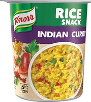Knorr Rice Snack Indian Curry
