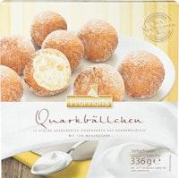 Fronhoffs Quarkbällchen