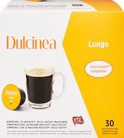 Capsules de café Lungo Dulcinea