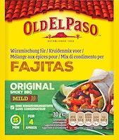 Mélange d'épices pour fajitas Old El Paso