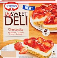 Cheesecake My Sweet Deli Dr. Oetker