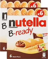 Ferrero Nutella Snack B-ready