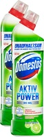 Gel WC Citron vert Aktiv Power Domestos
