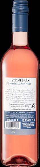 Stone Barn White Zinfandel Rosé Zurück