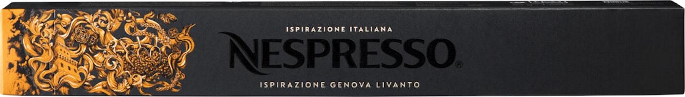 Capsules de café originales Livanto Nespresso