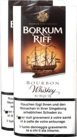 Borkum Riff Pfeifentabak Bourbon Whiskey