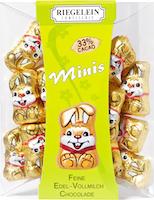 Piccoli coniglietti pasquali Minis Riegelein