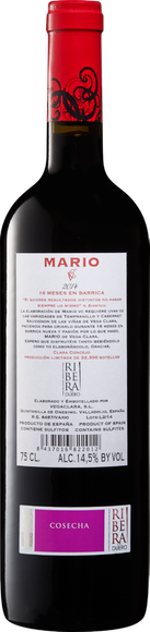 Mario D.O. Ribera del Duero Zurück