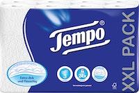 Papier hygiénique Blanc Tempo
