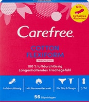 Carefree Slipeinlagen